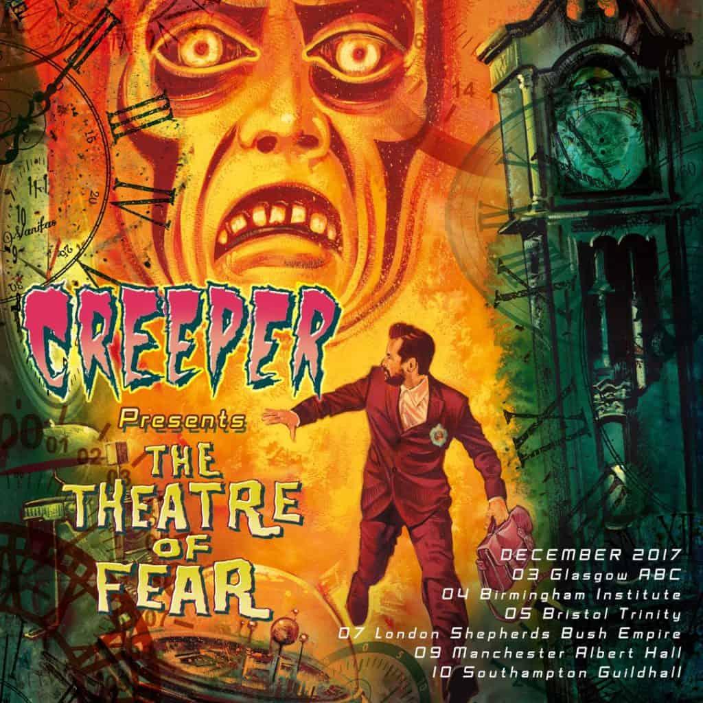 Creeper Live 3