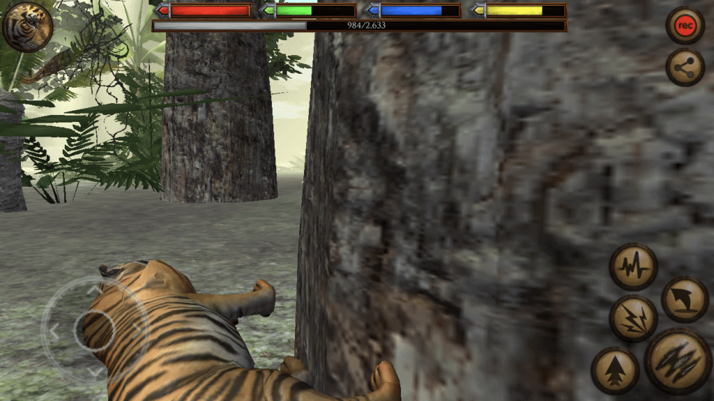 Jungle Simulator 5