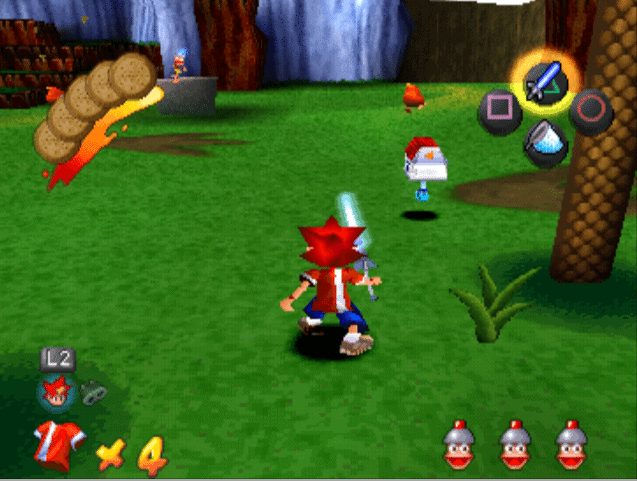 Ape Escape 7