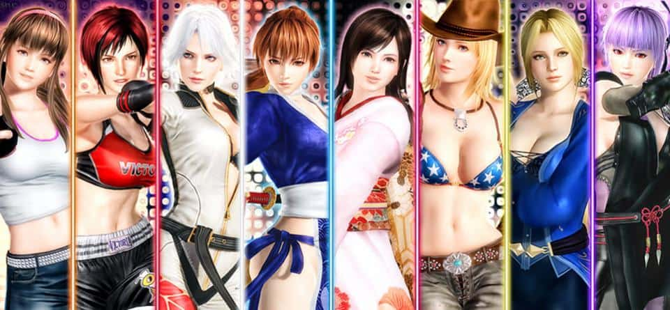 Game Movie Review Doa Dead Or Alive 2006 Games Brrraaains