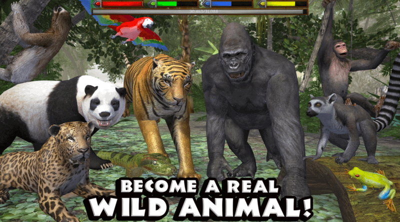 Jungle Simulator 1