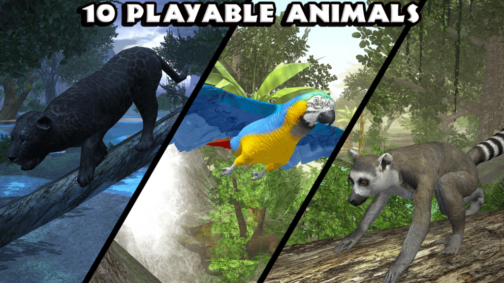 Jungle Simulator 2