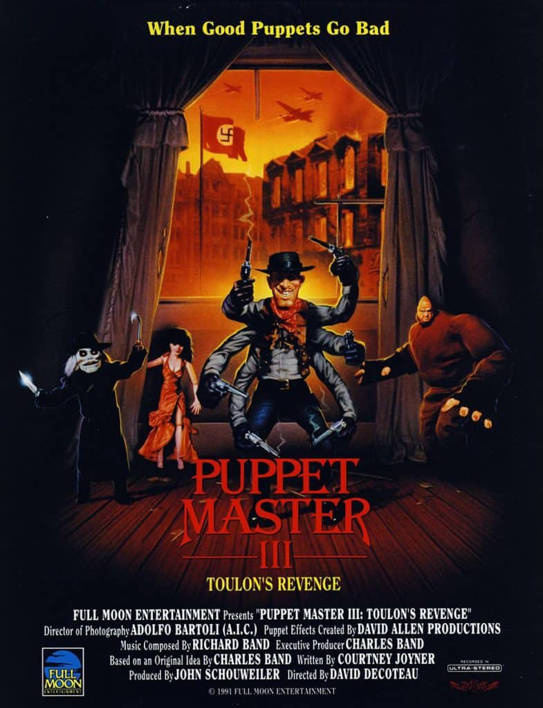 Puppet Master 15