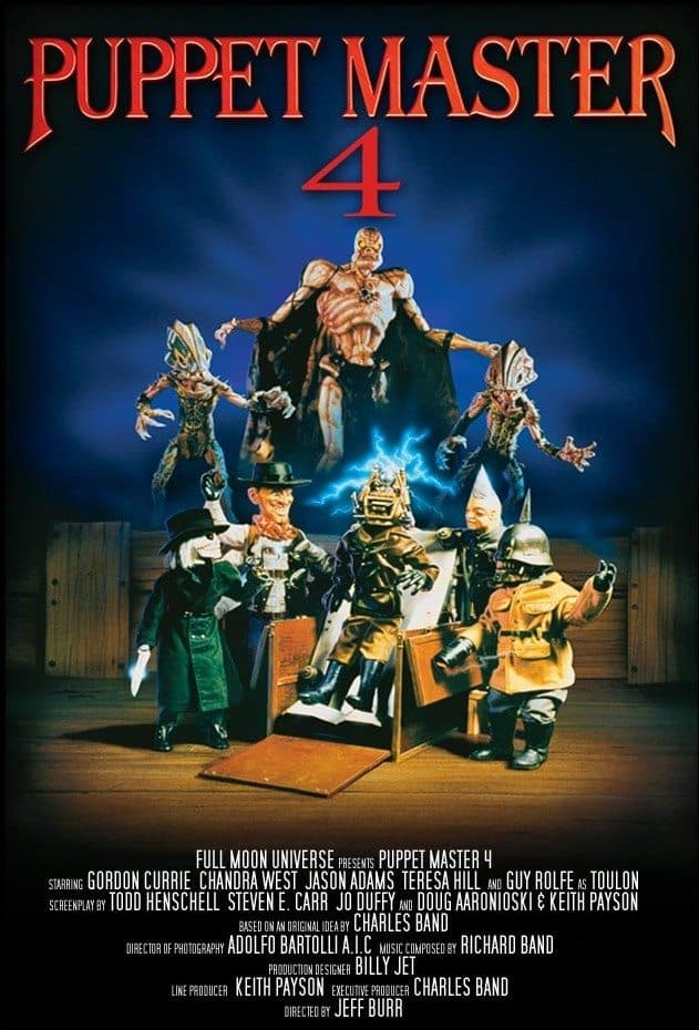 Puppet Master 7