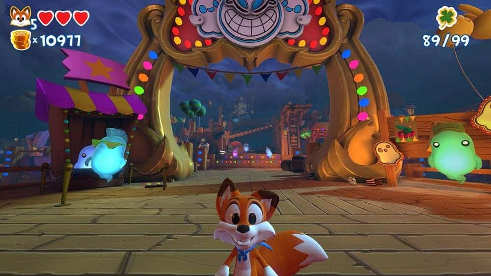 Game Review: Super Lucky's Tale (Xbox One) - Games, Brrraaains & A