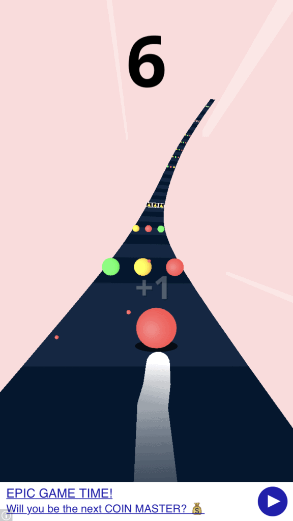 Color Road 3