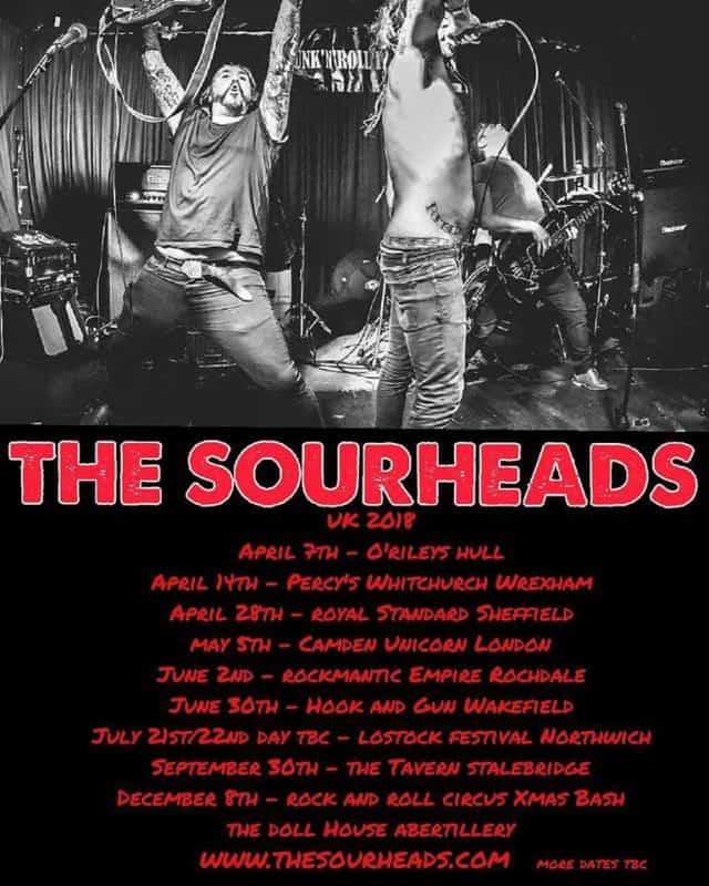 Sourheads 3