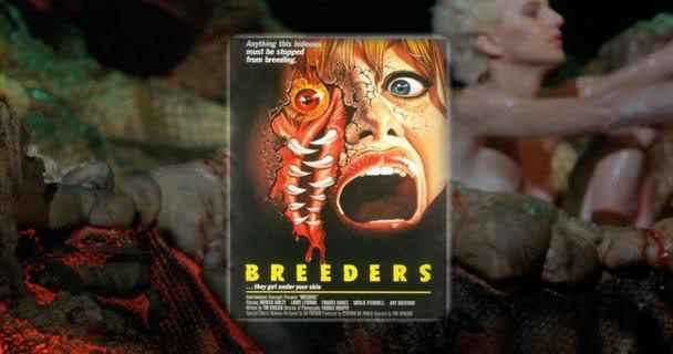 horror movie review breeders 1986 games brrraaains a head
