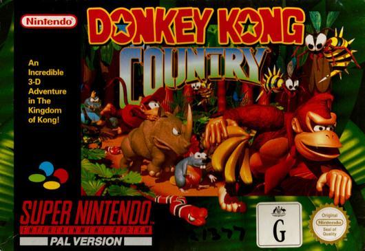 Donkey Kong 1
