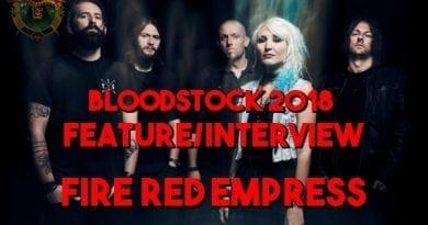 Fire Red Empress 1