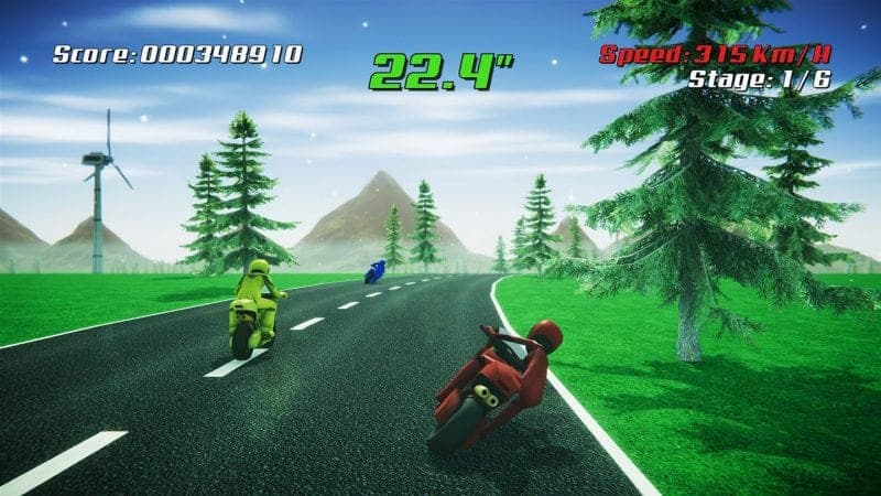 Super Night Riders 3