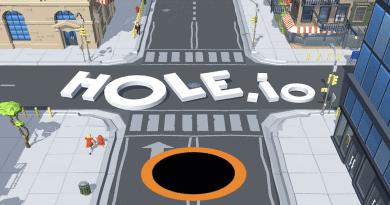 Hole.io 1