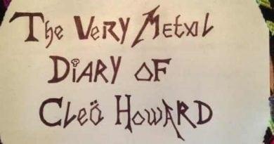 Metal Diary 1