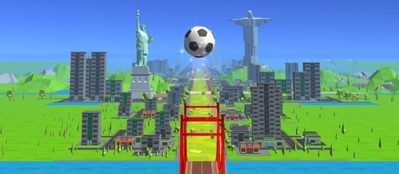 Game Review: Soccer Kick (Mobile - Free to Play) - Games, Brrraaains