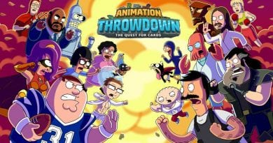 Animation Throwdown 1