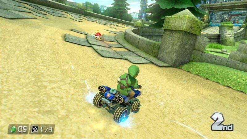 Mario Kart 8 3