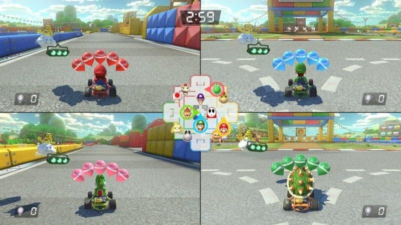 Mario Kart 8 6
