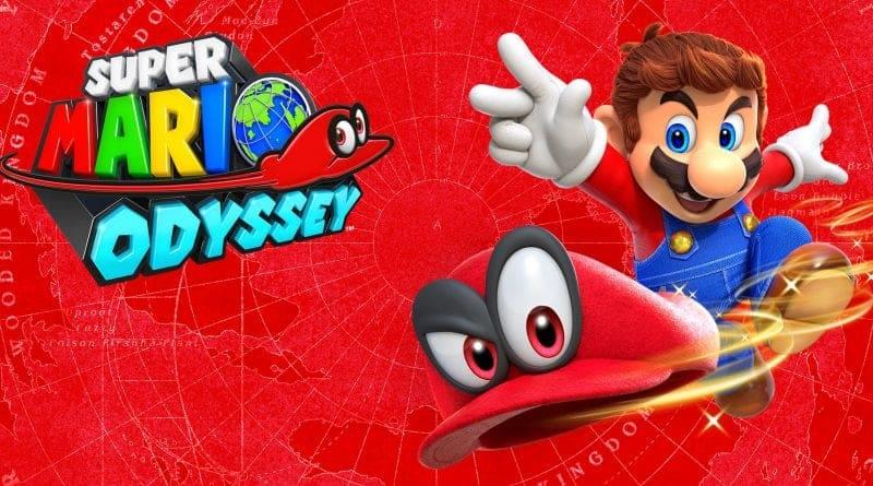 Super Mario Odyssey 1