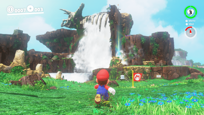 Super Mario Odyssey 3