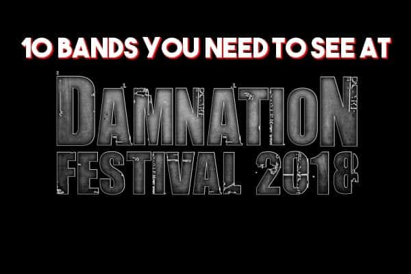 Damnation Festival 1