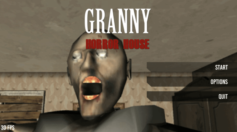Granny Horror House 1
