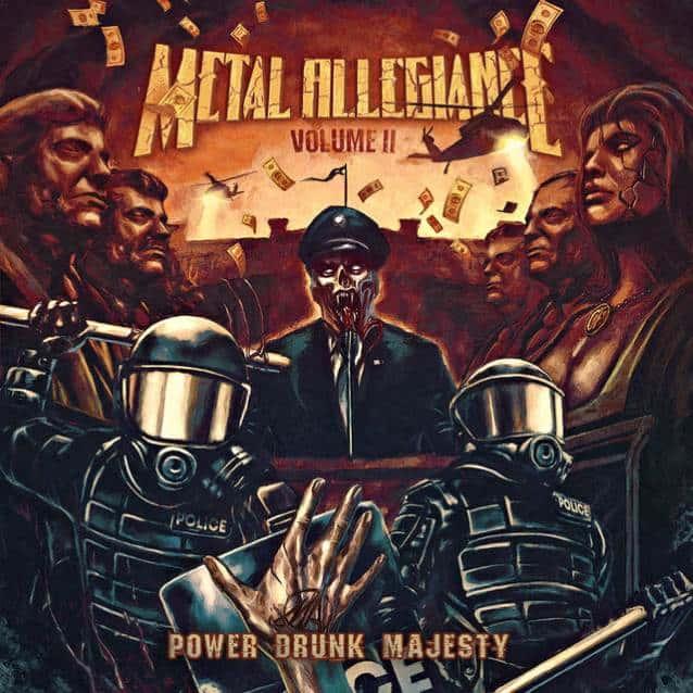 Metal Allegiance 1