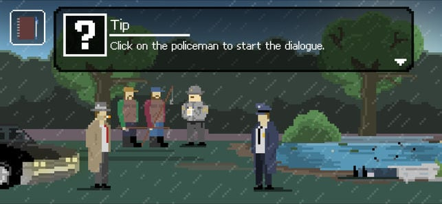 Game Review: Detective Time (Mobile) - Games, Brrraaains & A Head