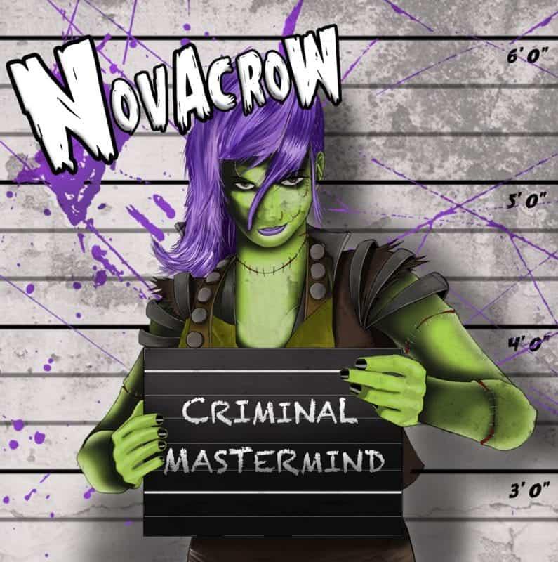 Novacrow 3