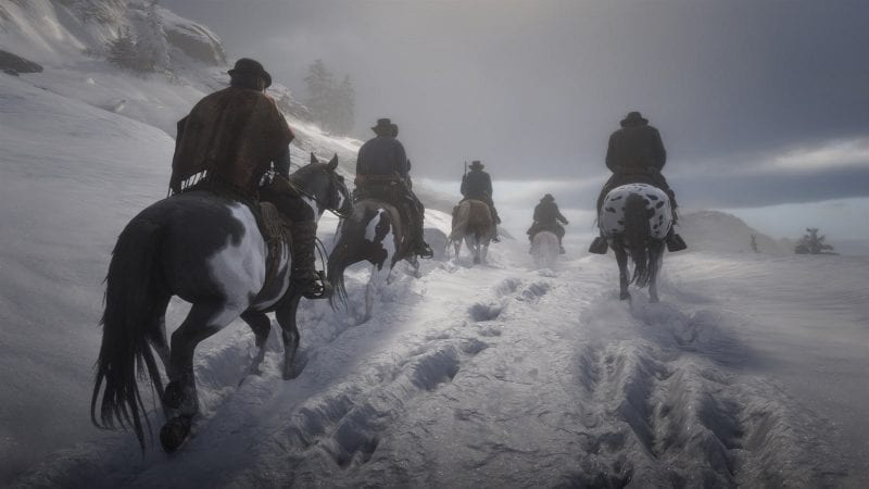 Red Dead 4
