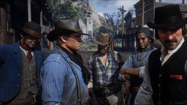 Red Dead 5