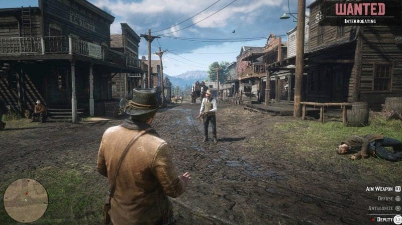 Red Dead 8