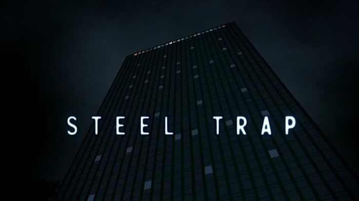 Steel Trap 1
