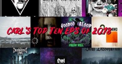 Top Ten EPs 12