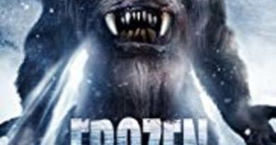 Frozen Sasquatch 1