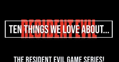 Resident Evil Series 1