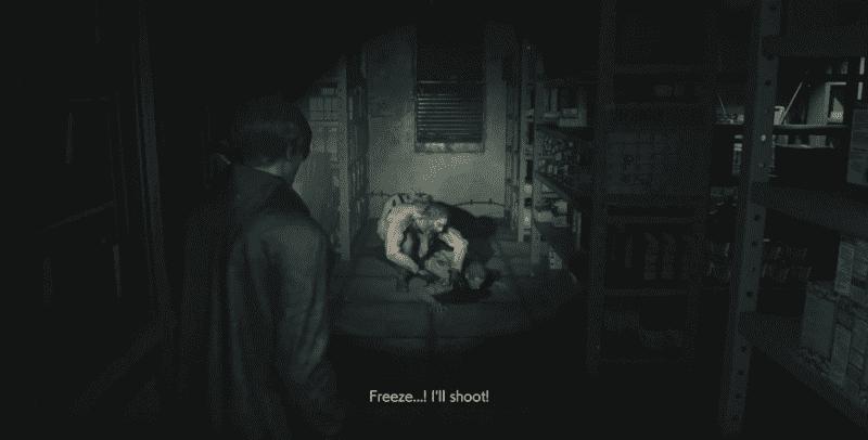 Resident Evil 2 4