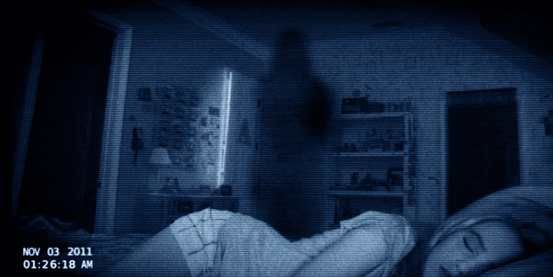 Definitive Paranormal Activity 1