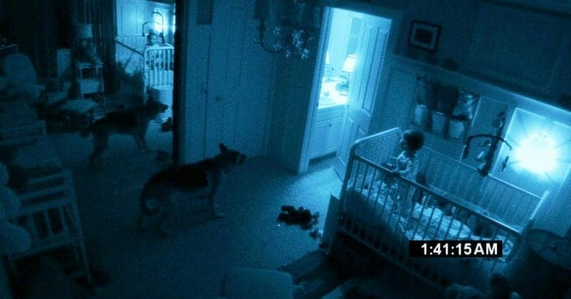 Definitive Paranormal Activity 10