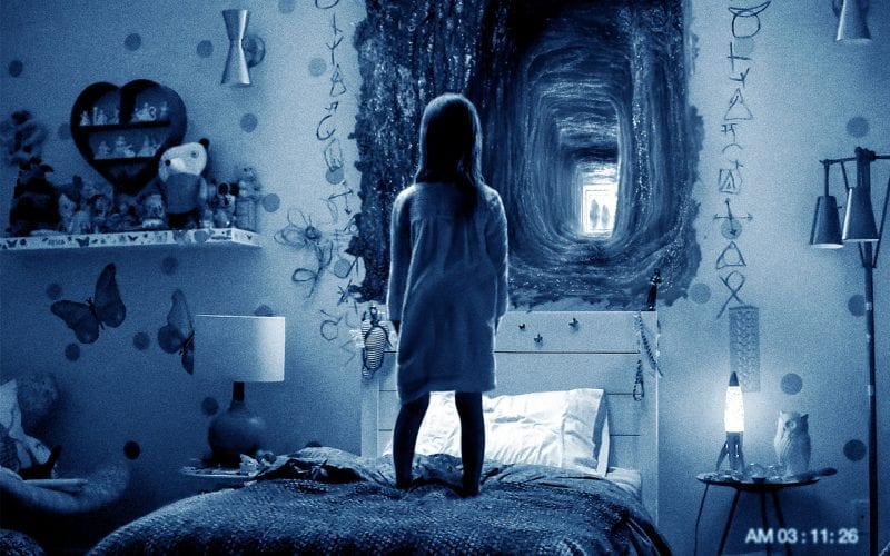 Definitive Paranormal Activity 2