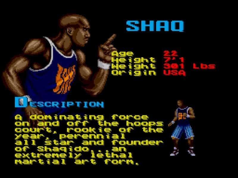 Shaq-Fu 2